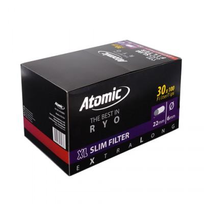 AT Filter Tips 6x22mm Polybag